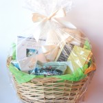 Gift Basket for Breast Cancer Patient During Radiation