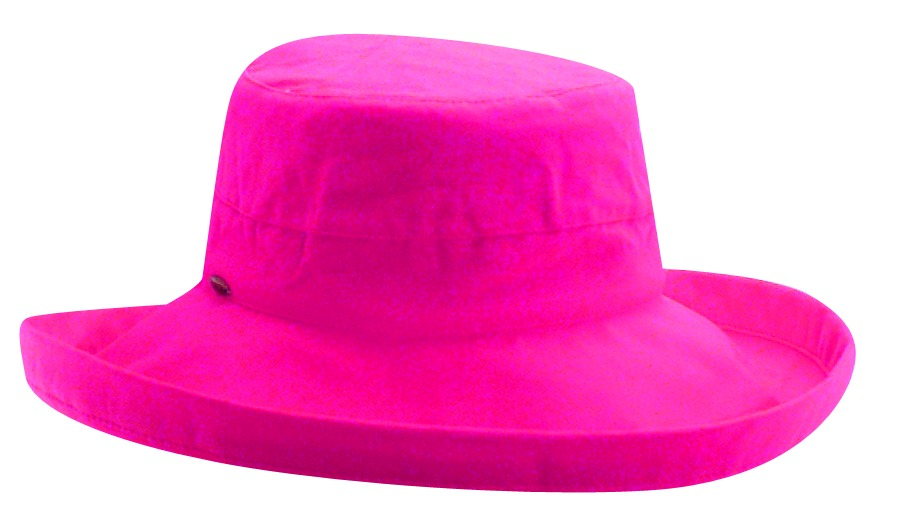 Sunhats to protect skin during radiation treatment