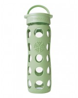 BPA-free glass water bottle,  chemotherapy gift