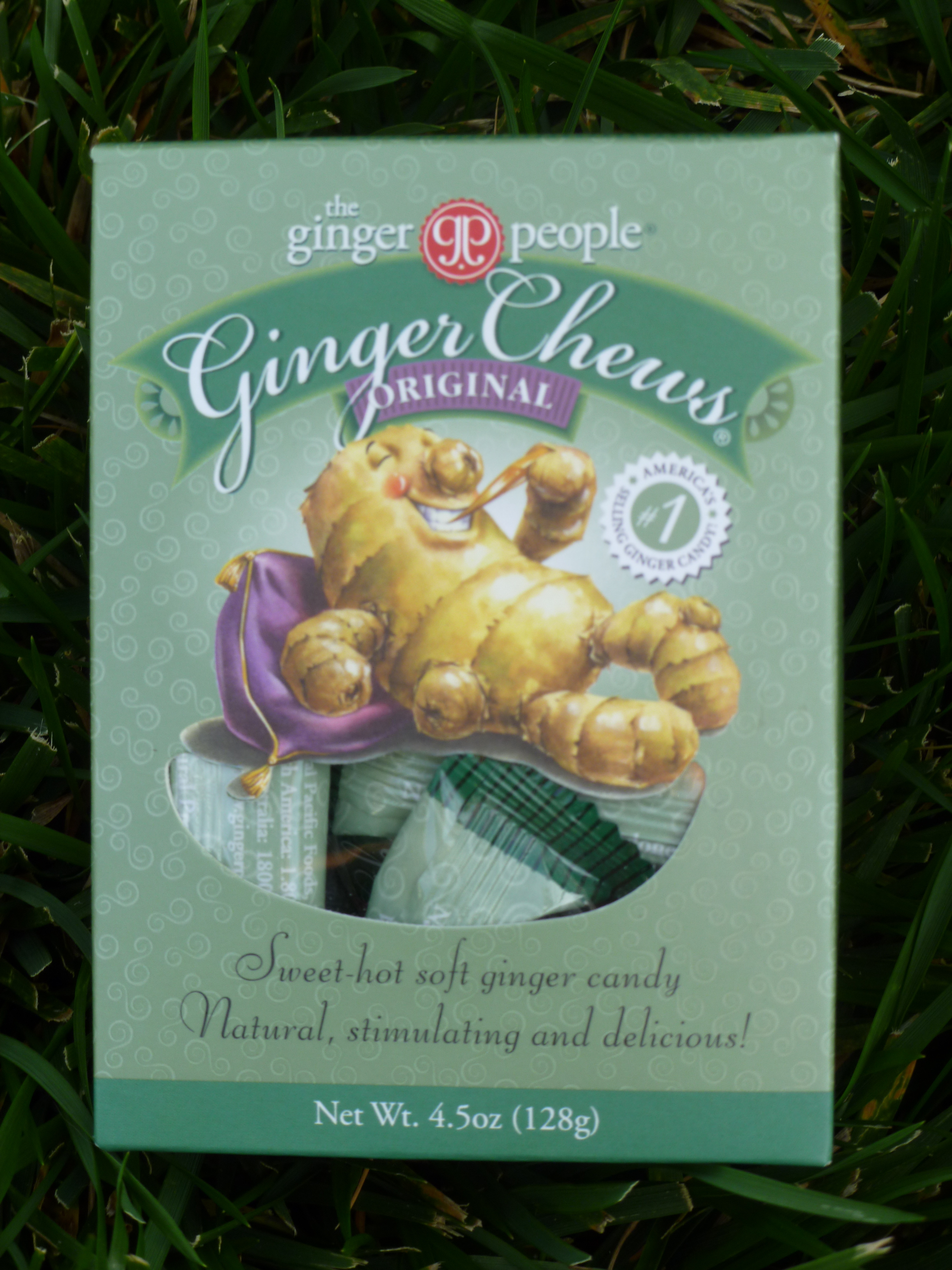 Ginger chews for chemotherapy nausea for breast cancer